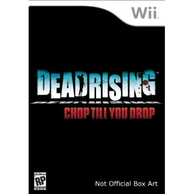 game wdeadr Wii: Dead Rising: Chop Till You Drop