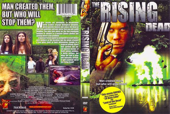 Desperation Rising movie