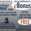 JournalStone Offers Free Digital Copies On Purchase Of Physical!