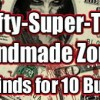 Ultra-Nifty-Super-Thrifty Guide to Handmade Zombie Goods