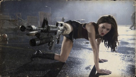 Planet Terror Cherry Darling Top 10 Creative Ways to Kill A Zombie