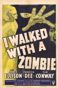 i walked with a zombie 199x300 I Walked With A Zombie (1943)