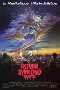 returnofthelivingdeadpart2movieposter 201x300 Return of the Living Dead: Part II (1988) Review