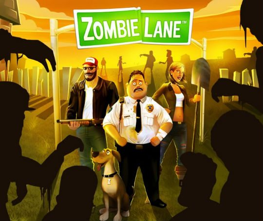 zombielane Zombie Lane Screenshots and Information