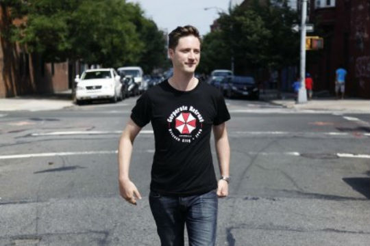Umbrella corp t-shirt - TheFind