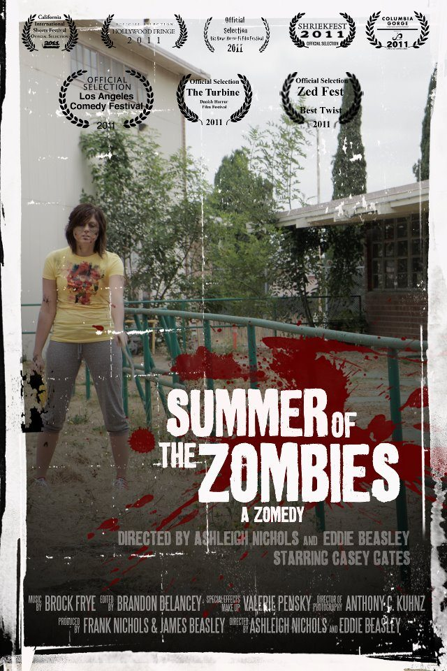 summer of the zombies Summer of the Zombies Trailer