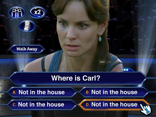 Where Is Carl?
