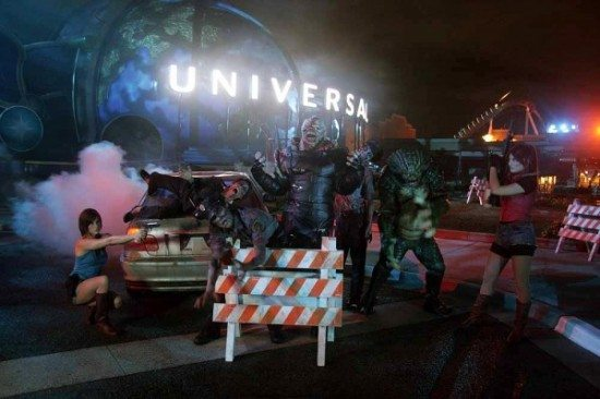 universal resident evil Universal Studios Japan gets Resident Evil Attraction