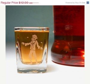 45shotglass 300x281 The Ultra Nifty Super Thrifty Guide to Handmade Zombie Goods