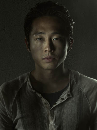 glenn The Walking Dead Q&A   Steven Yeun (Glenn)