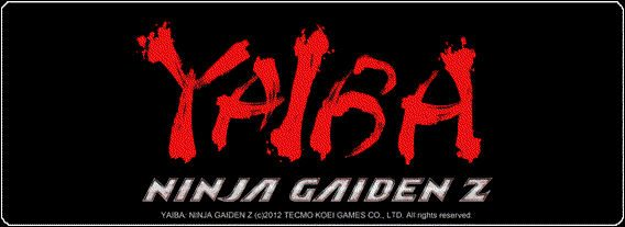 ninja gaiden z logo Ninja Gaiden Z brings actual zombies to the franchise
