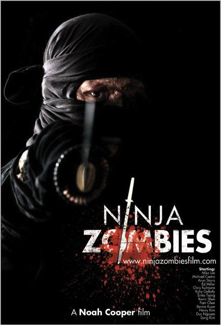 ninja zombies Ninja Zombies Review
