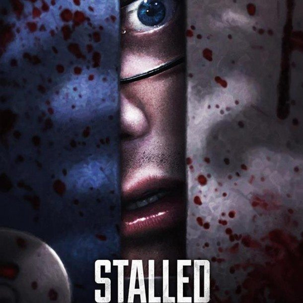 stalled poster 2 Posters for upcoming zombie film Stalled