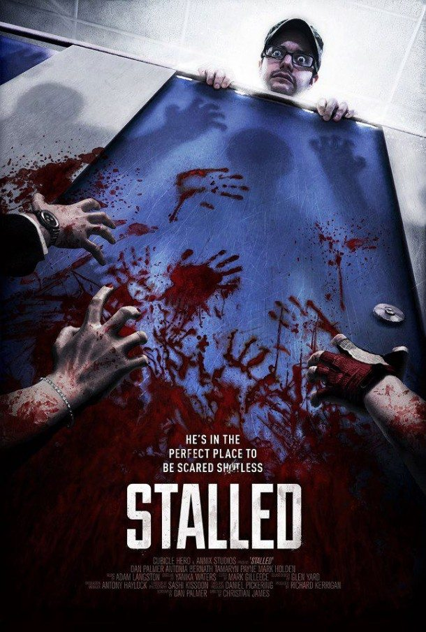 stalled 2 Posters for upcoming zombie film Stalled