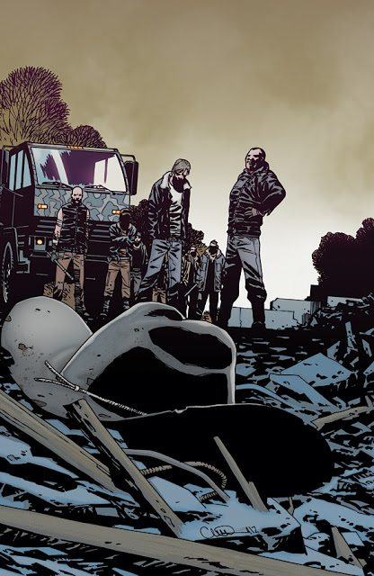 The Walking Dead 107s Cover Revealed