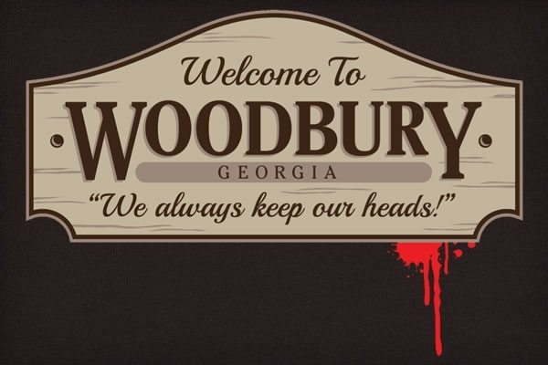 Welcome to Woodbury Welcome to Woodbury Shirt