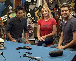 mythbusters zombies How would MythBusters survive the Zombie Apocalypse?