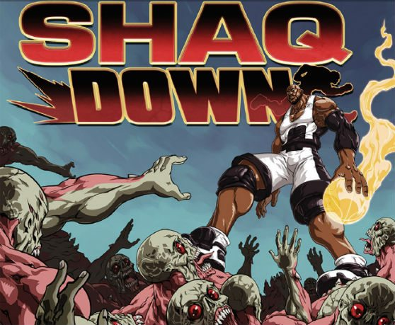 shawdown Want Shaqs Career to come back like the undead? Maybe battling zombies will do it for him!