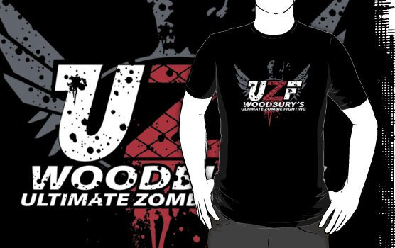 uzf Ultimate Zombie Fights Shirt