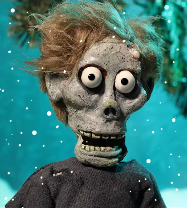 winter zombie Were happy to share with you: Winter Time Zombie