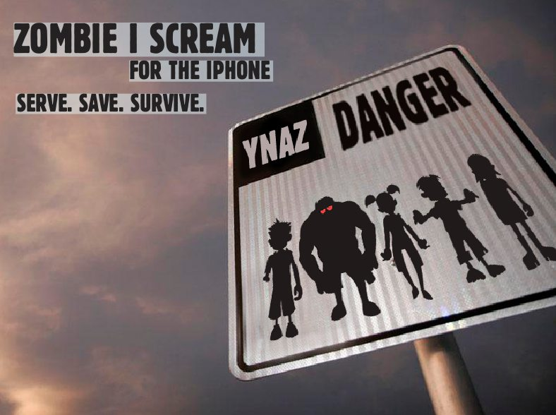 zombie i scream Zombie I Scream has been released!