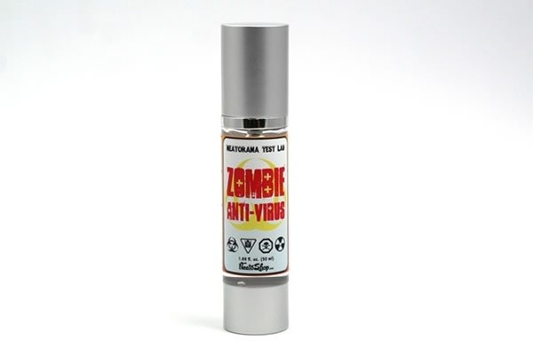 anti virus Zombie Anti Virus   Hand Sanitizer