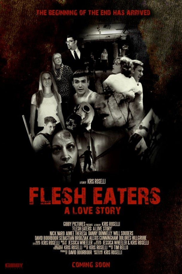 flesheaters Flesh Eaters: A Love Story Trailer