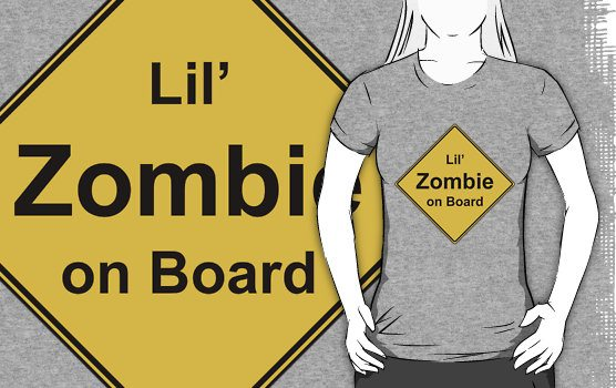 lil zombie on board Lil Zombie On Board