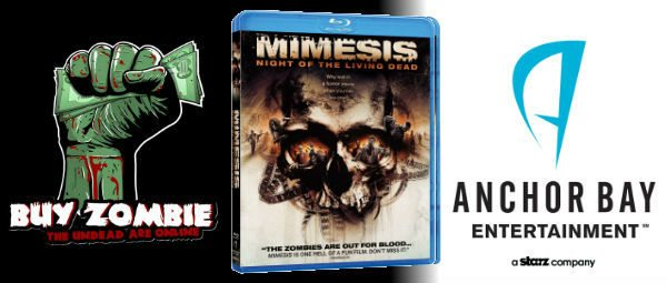 mimesis giveaway We have 2 Mimesis Blu rays to Give Away!