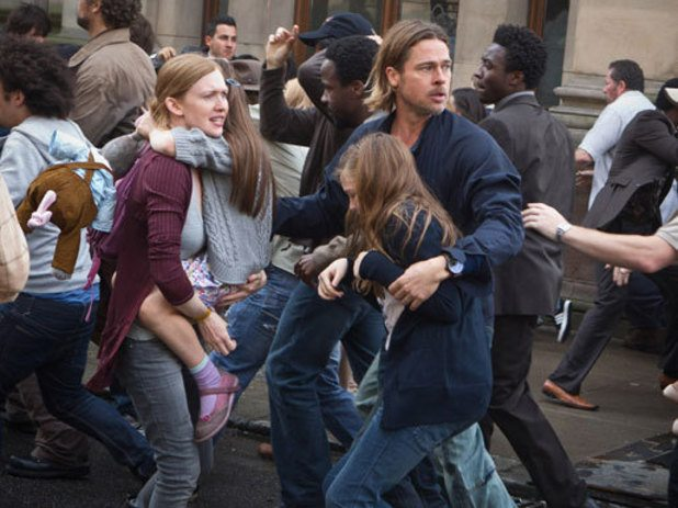 movies world war z New World War Z Image Released
