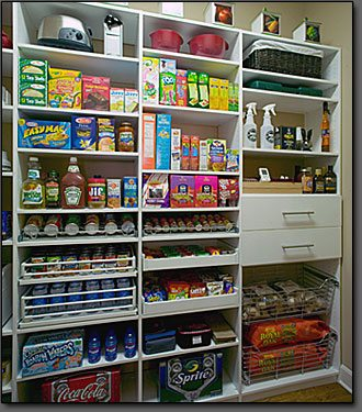 pantry2 24  Weeks of Preparedness