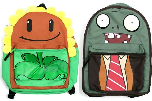 pvzbp Plants vs Zombies Reversible Backpack