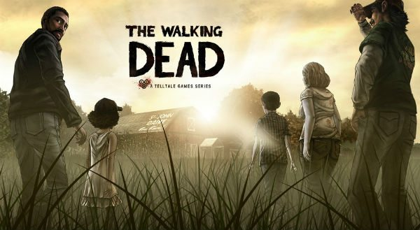 telltale the walking dead More Walking Dead from Telltale on the way.