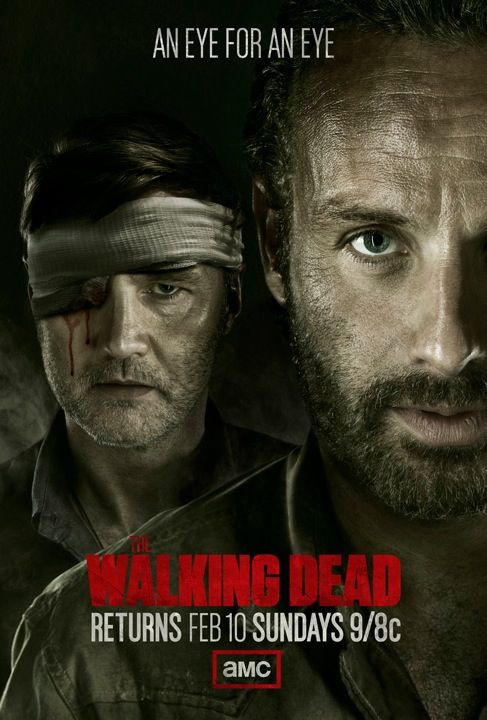 the walking dead returns The Walking Deads Return Official Poster Revealed