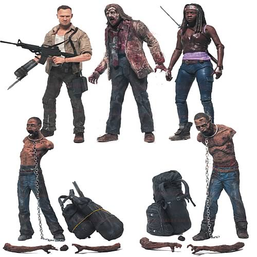twd zombies McFarlanes Next The Walking Dead toy line revealed!