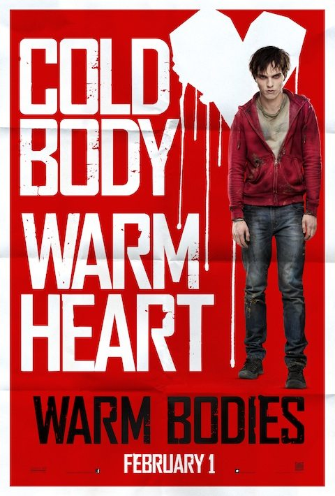 warm bodies 40 New Hi res Warm Bodies Images