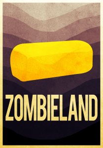 zombieland minimal 209x300 Eli Craig in talks to direct Amazons Zombieland TV Series