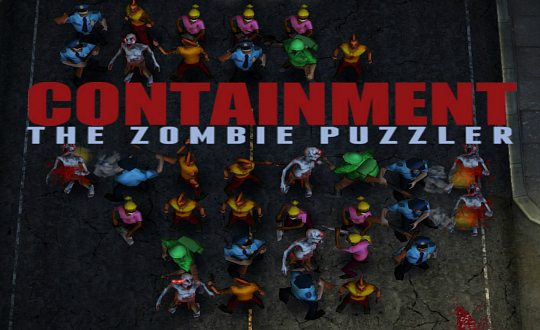 Containment The Zombie Puzzler  Containment: The Zombie Puzzler