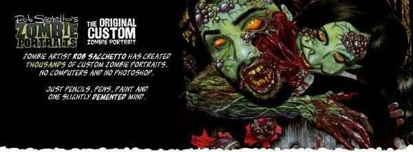 RobSacchetto Zombie Artist Rob Sarcchetto Interview