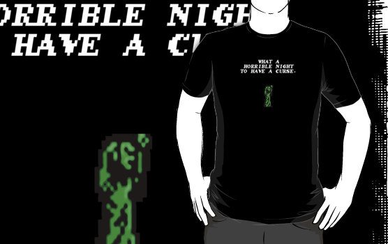horrible night Simons Quest Tribute Shirt