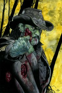 lemmy kilmister zombie portrait 200x300 Rob Sarcchettos Top 10, well 11...