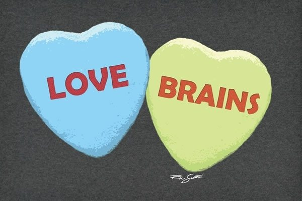 love brains Love Brains Shirt