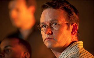 milton The Walking Dead Q&A   Dallas Roberts (Milton Mamet)