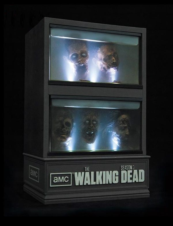 twd s3 case The Walking Dead Season 3 Blu Ray Special Edition Packaging Revealed