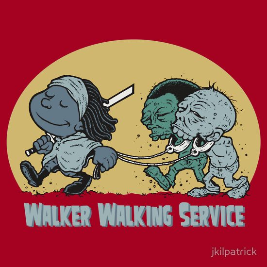 walkerwalking Walker Walking Service Shirt