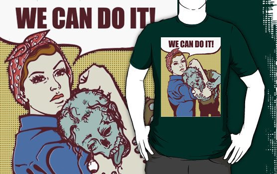 we can do it We Can Do It Shirt!