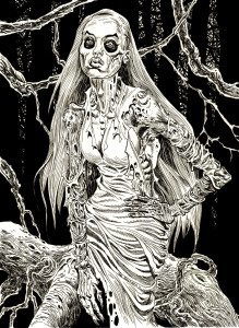zombabe in the woods 2 219x300 Rob Sarcchettos Top 10, well 11...