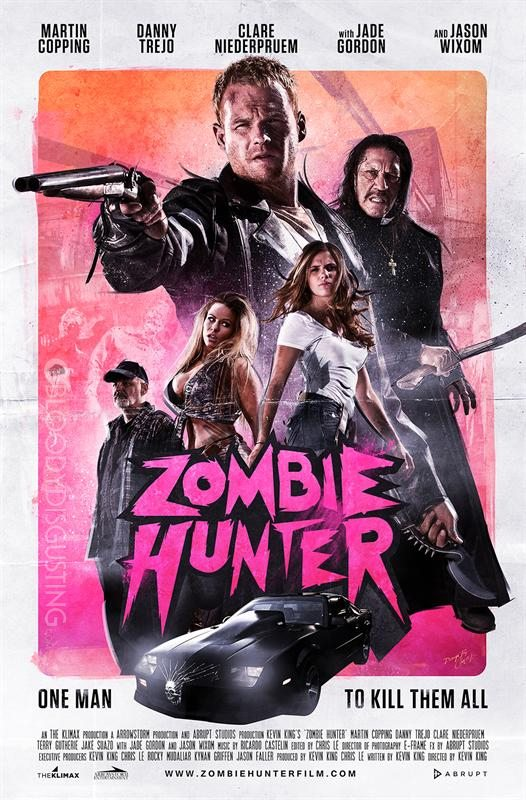 zombie hunter1 Zombie Hunter shares a Behind the Scenes Video
