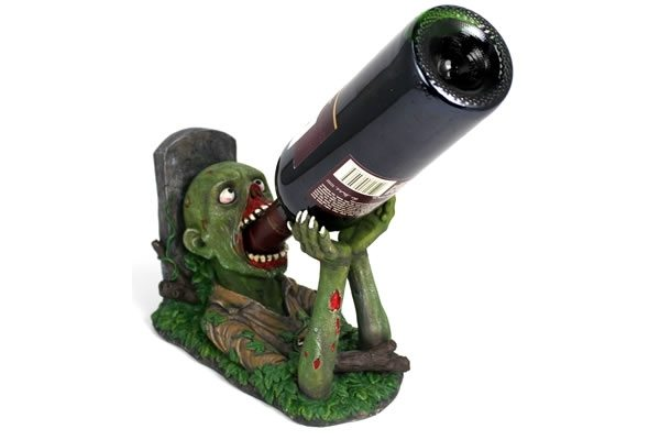 zombie wine bottle Zombie Wine Bottle Holder