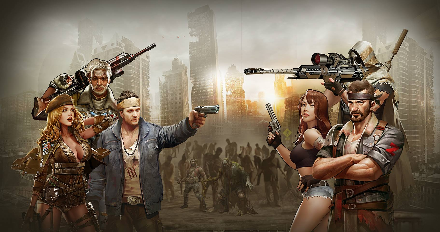 Last Empire War Z free download without human verification